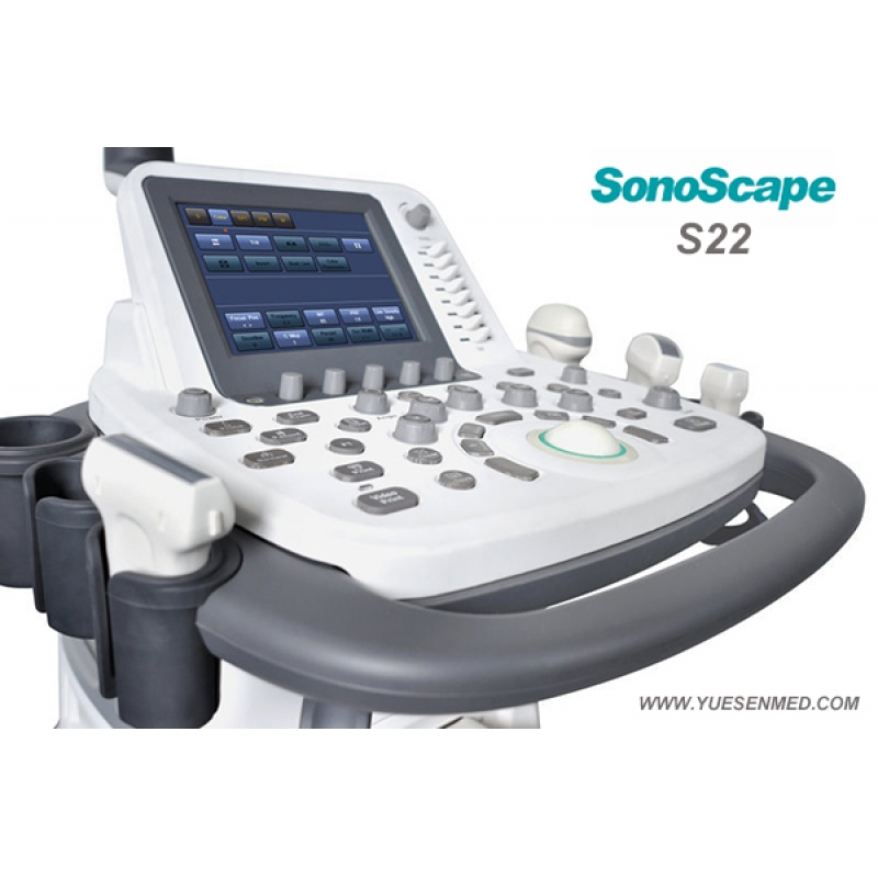 SonoScape S22 Price - SonoSape Color Ultrasound Machine S22 Cost - SonoSape Ultrasound Price