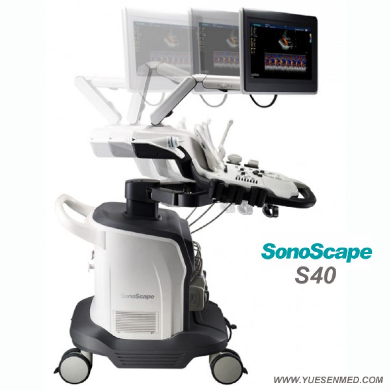 SonoScape S40 Color Ultrasound System Pirce