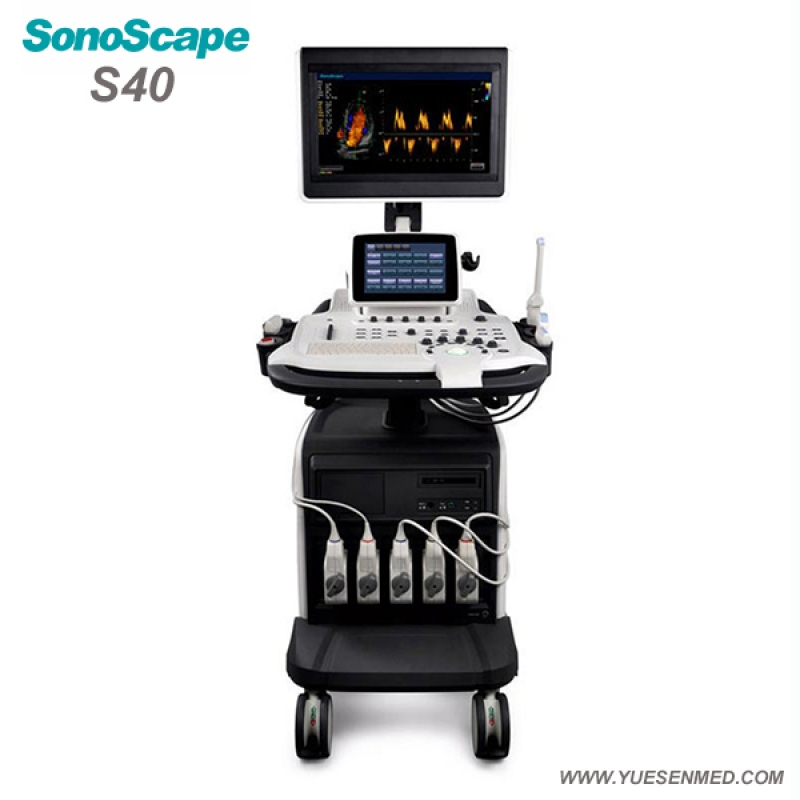 SonoScape S40 Price Color Ultrasound System price