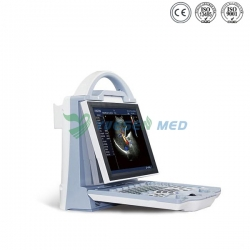 Veterinary Portable Color Doppler Ultrasound YSB-DU12V