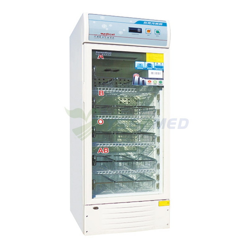 Medical Lab Blood Bank Refrigerator Price YSXK-120L