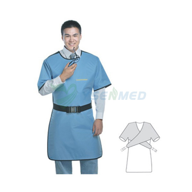 X-ray Protective Vest Lead Apron Radiation Protective Set YSX1509