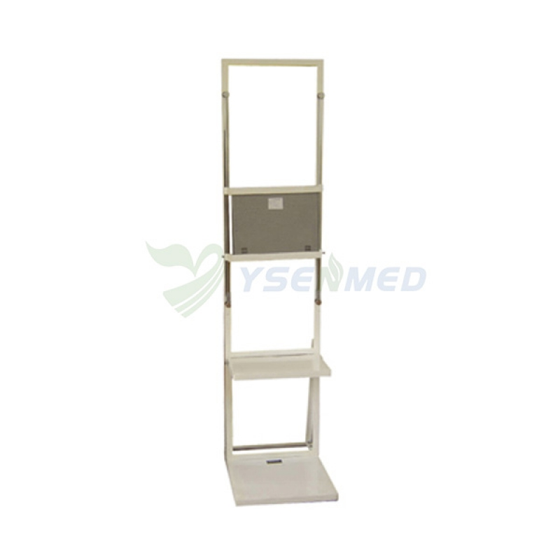 Medical Vertical Standing X-ray Film Cassette Shelf YSX1612