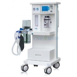 Mobile Digital Display Anesthesia Machine With Ventilator YSAV601B