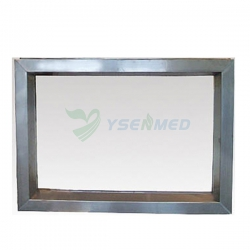 X-ray Protection Leaded Window with Stainless Steel Frame YSX1613
