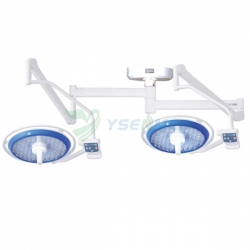 Hospital Two Reflectors LED Shadowless Operation Lamp YSOT-D61L2