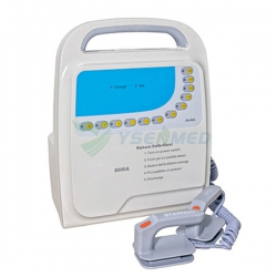 Medical First-aid Portable Biphasic Defibrillator YS-8000A