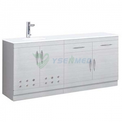 Low Price Customized Stainless Steel Dental Cabinet YSDEN-ZH05