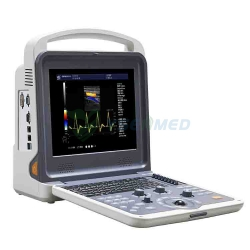 Portable Color Doppler Ultrasound Machine Price YSB-K2000