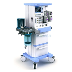 10.1 Inch Color Touch Screen Mobile Luxurious Anesthesia Machine YSAV700D