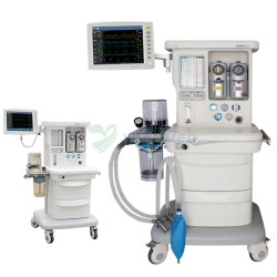 Medical Anesthesia Machine With Two Tanks YSAV600