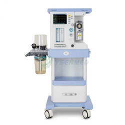 8.0 Inch Color Screen Mobile Anesthesia Machine YSAV600D