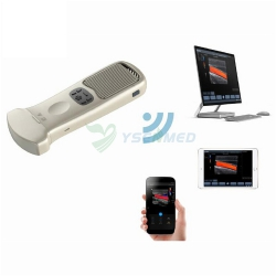 Portable Palm Type Wireless Color Doppler ultrasound System YSB363