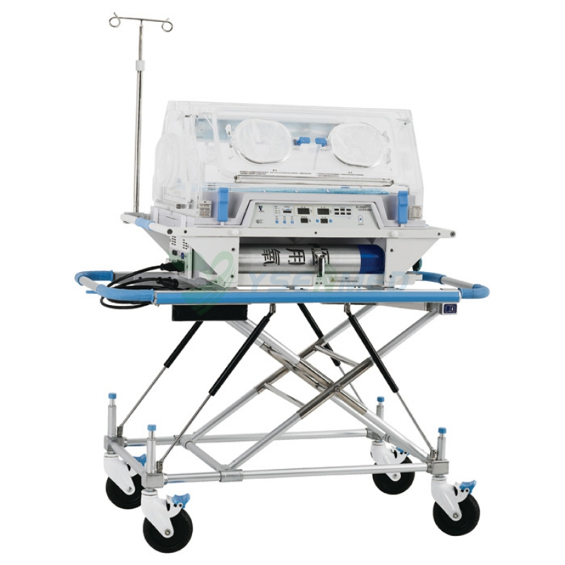 Medical Hospital First-aid Infant Care Ambulance Use Transport Baby Incubator Price YSBT-200