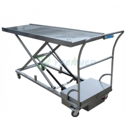 Electromotive Corpse Trolley Stretcher YSSJT-1A