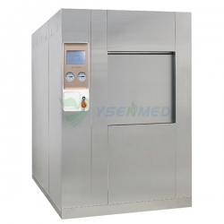 SHINVA Double Lifted Door Pulsating Vacuum Autoclave MAST-V