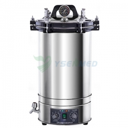 Stainless Steel Portable Autoclave Sterilizer YSMJ-03