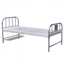 Medical Stainless Steel Hospital Bed YSHB101