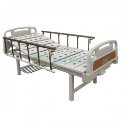Medical Manual Two Hand Cranks Hospital Bed YSHB102A