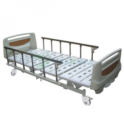 Medical Removable Three Cranks Hospital Bed YSHB103A