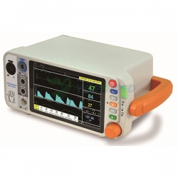 Hospital Clinic Veterinary Vital Signs Monitor YSPM200V