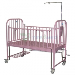 High Rail Hospital Children Bed For Sale YSHB-ET2