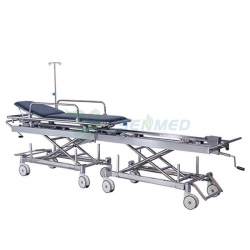 Hospital Ambulance Patient Transfer Trolley YSHB-JH2A