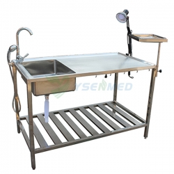High Quality Veterinary Autopsy Table YSVET1600