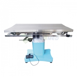China Hot Sale Stainless Steel Dog Surgery Table YSVET203