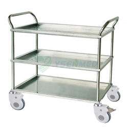 Medical Stainless Steel Trolley YSHB-STC05