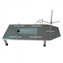 High Quality Medical Stainless Steel Small Animal Autopsy Table YSVET3102