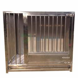 Medical Stainless Pet Cage YSVET1000A
