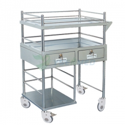Medical Hospital Dressing Cart YSHB-HYC09