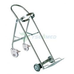 Medical Oxygen Cylinder Cart For Sale YSHB-STC50
