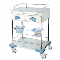 Medical Mobile Treatment Trolley YSHB-ZLC101