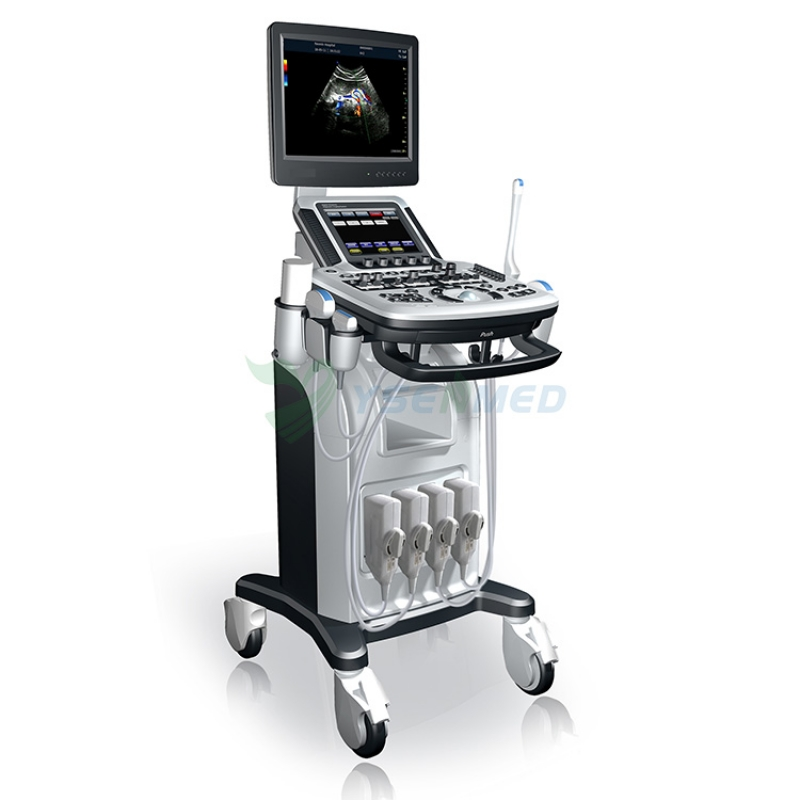 Trolley Color Doppler Ultrasound System YSB-Q3