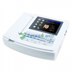 Low Price Digital 12 Channel ECG Machine YSECG-012T