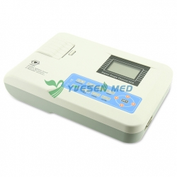 Electrocardiogram Digital Single Channel ECG Device YSECG-01B