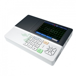 LED screen 3 channel ECG machine Price YSECG-i3