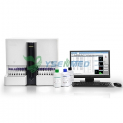 5-Part Automated Blood Analyzer YSTE-DH76