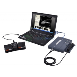 PORTABLE ULTRASOUND BIOMICROSCOPE
