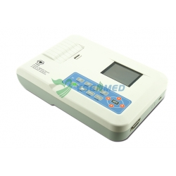 Medical ECG Machine 3 Channel 12 Leads YSECG-03D