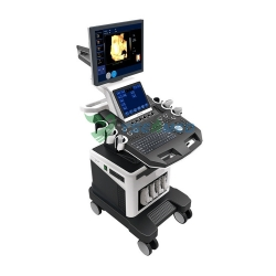 Trolley Color Doppler Ultrasound Scanner China Manufacture YSB-T6