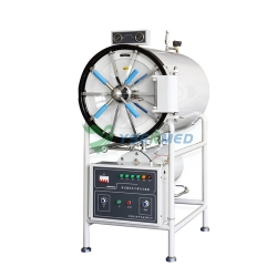 Large Horizontal High Pressure Autoclave Sterilizer YSMJ-DA