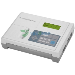 Digital ECG machine Single Channel 12 leads YSECG-01E