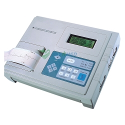 Digital ECG machine Single Channel 12 LeadsYSECG-01D