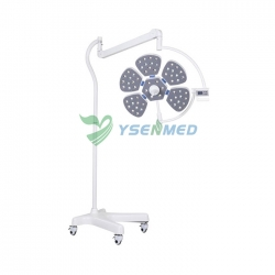 5 Parts Mobile LED Operation Surgical Light YSOT-LED5M