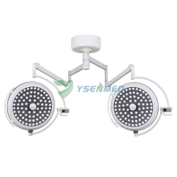 Double Dome Ceiling Led Operation Theatre Lights YSOT-LED7070A