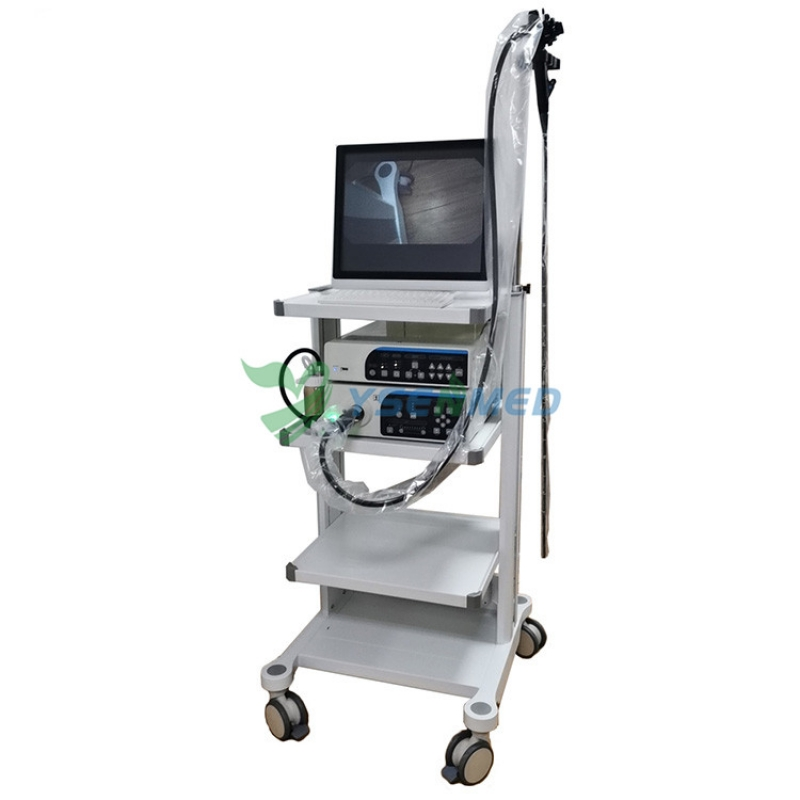 YSENMED Video Gastroscope and Colonoscope System