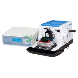 Microtome with Computer Controlled Fast Freezing and Paraffin Sectioning dual use type YSPD-Q558R